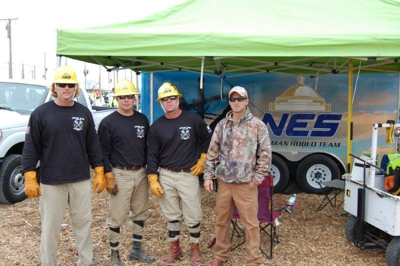 Throwback Thursday 2012 Lineworkers Rodeo Nashville